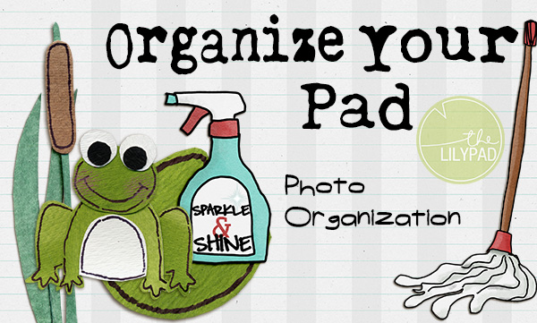 Organize Your Pad: My Photo Organization