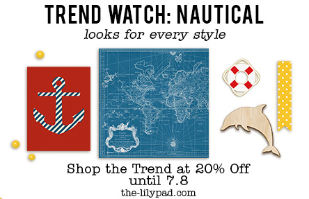 Trend Watch – Nautical