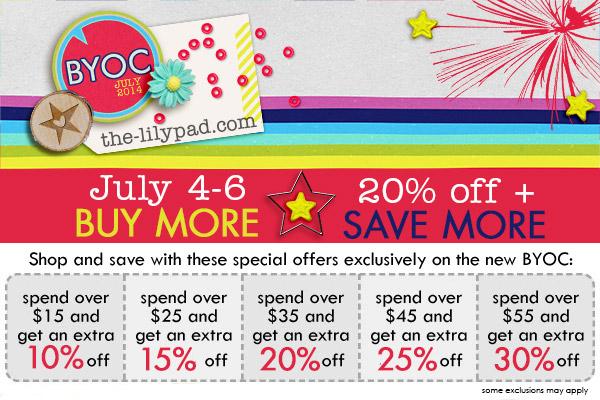 July 2014 BYOC – Let's Celebrate
