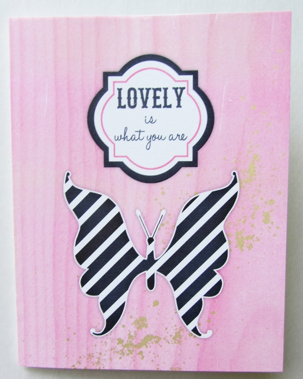 lovely card 1