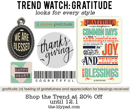 Trend Watch – Gratitude