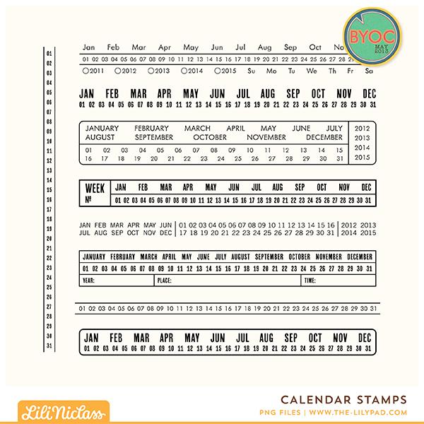 lili_calendarstamps