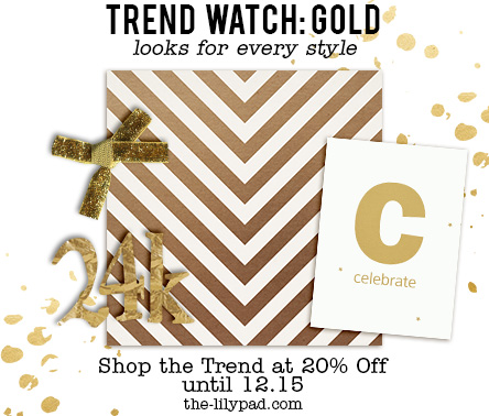 Trend Watch – Gold