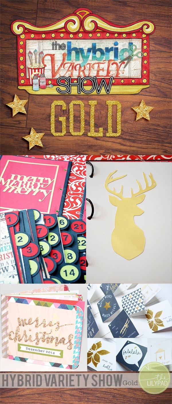 Hybrid Variety Show – Gold