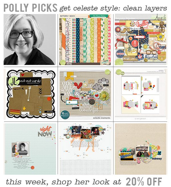 Polly Picks – Celeste