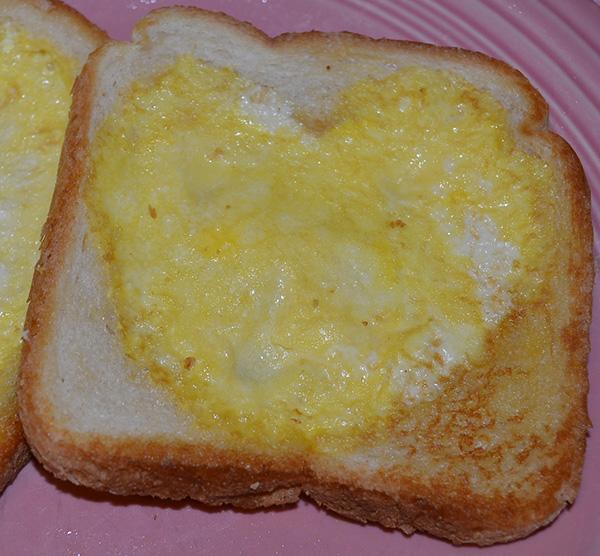 Valentine Lunchbox - breakfast