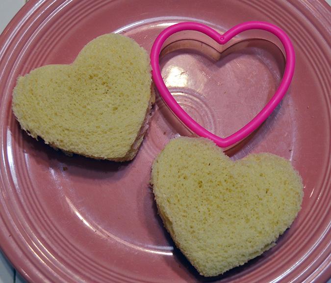 Valentine Lunchbox - Sandwich Too