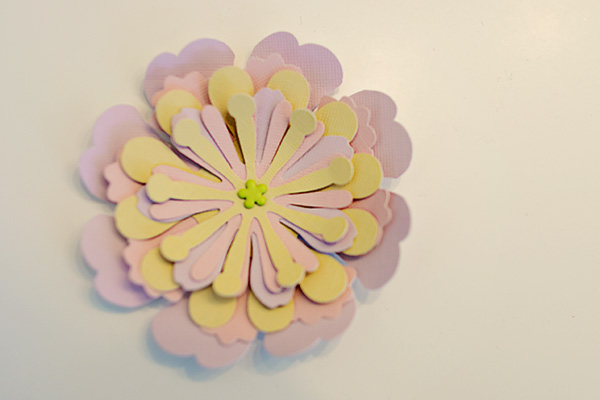 Paper flowers tutorial hope youve enjoyed this tutorial and that youre inspired to create some spring flowers of your own if you want to stick with digital please check out mightylinksfo