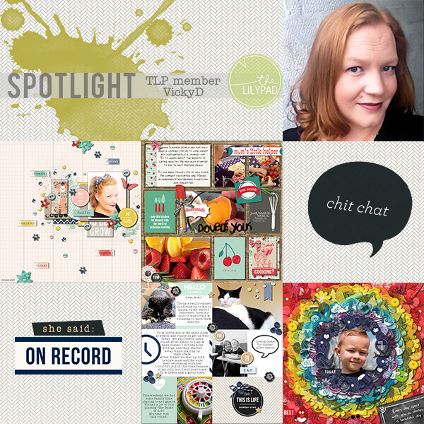 TLP Member Spotlight – VickyD