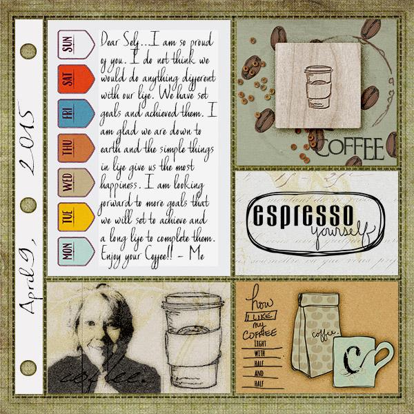 Pocket Scrapping Art Journaling Showcase – April 2015