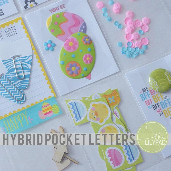 Hybrid Pocket Letters
