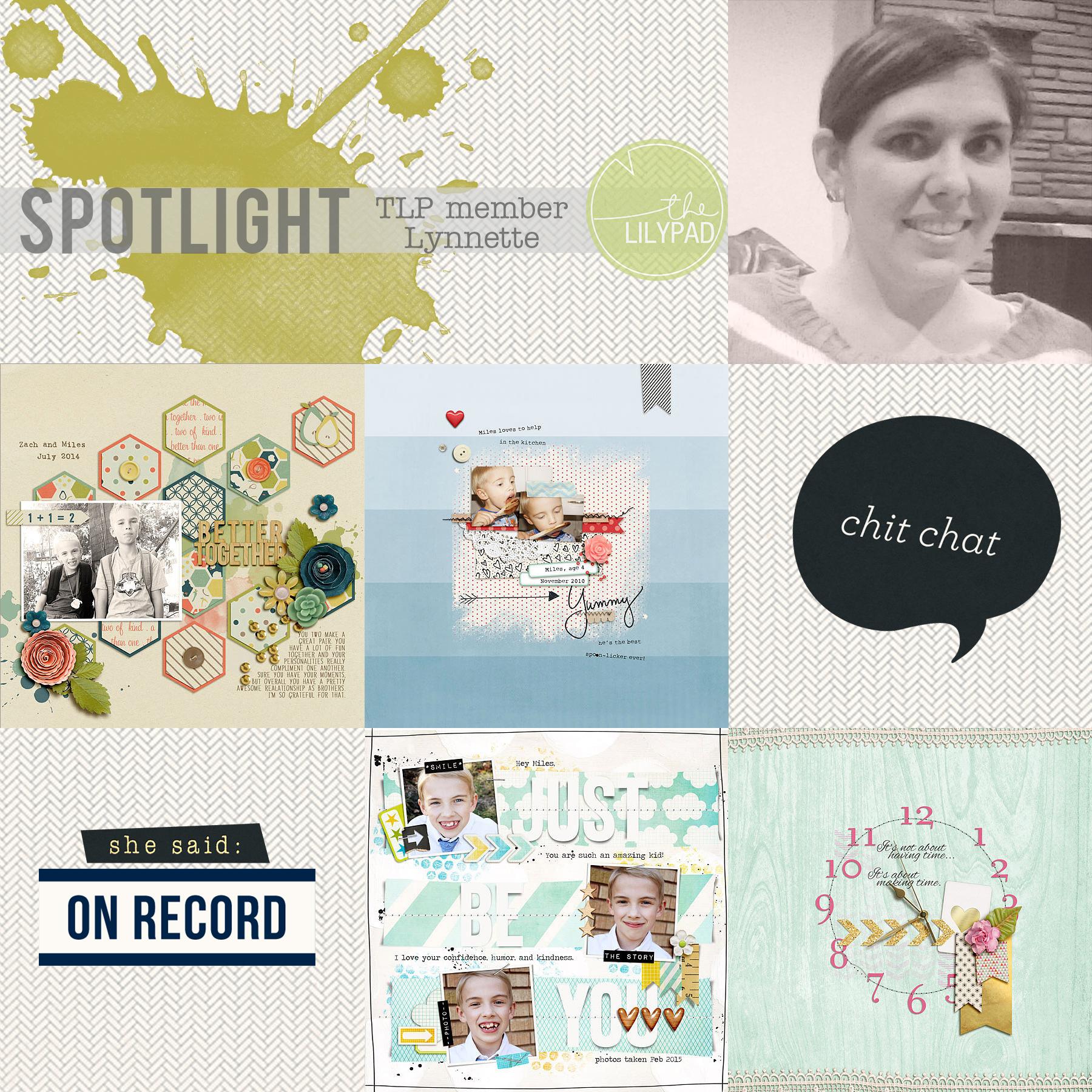 TLP Member Spotlight – Lynnette