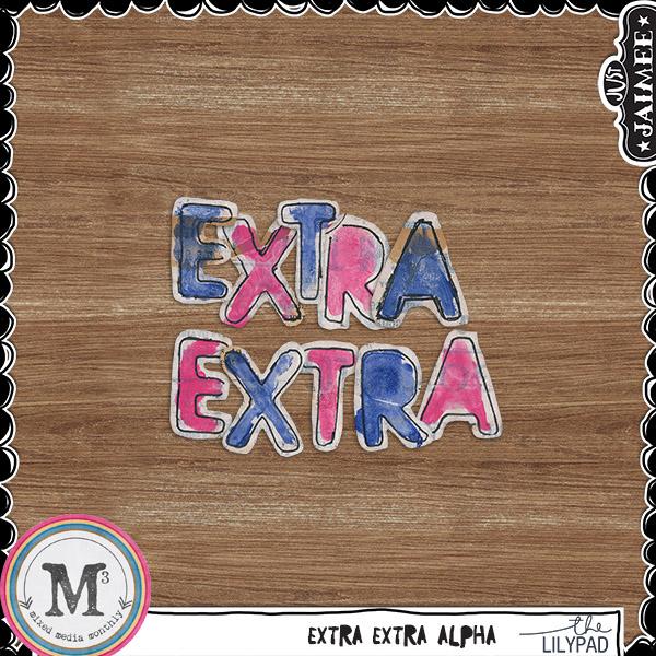 extra extra alpha