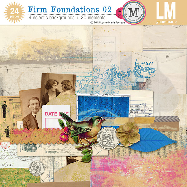 Firm Foundations #2 Papers