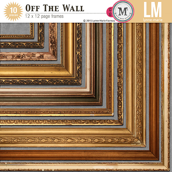 Off the Wall frames