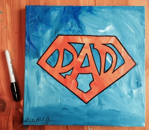 FathersDayPainting