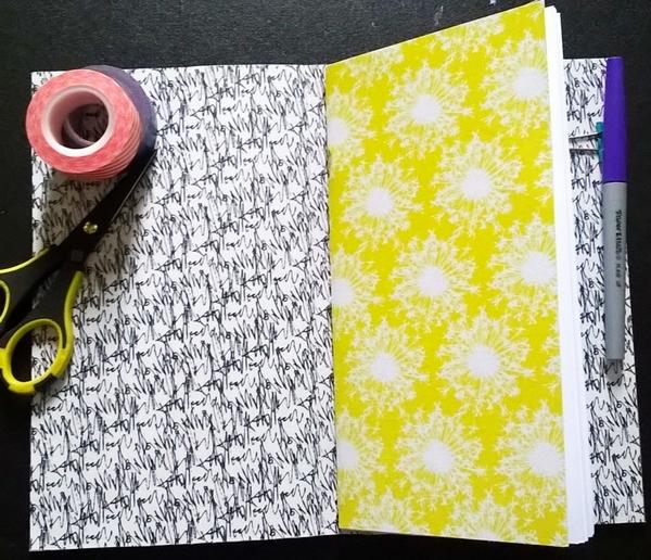 Refillable Notebook 7
