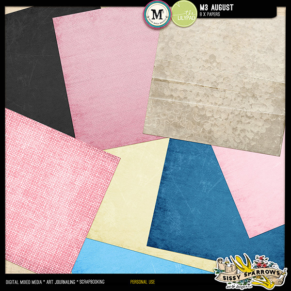 Sissy Sparrows papers