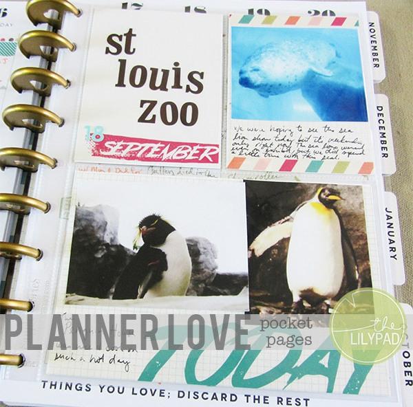 Planner Love: Pocket Pages