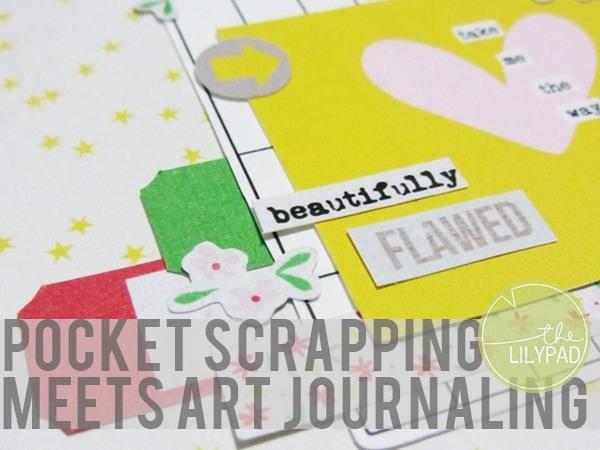 Pocket Scrapping Art Journaling Challenge