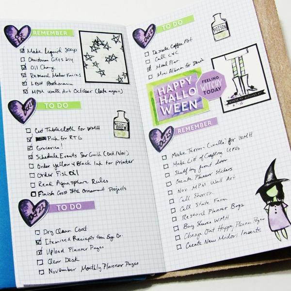 planner love bullet journal