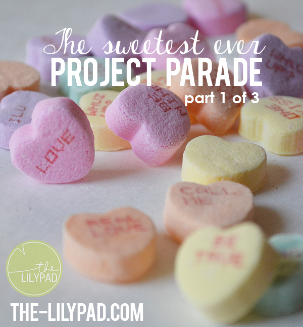 February Project Parade 2 of 3