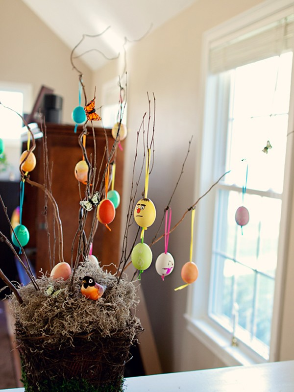 Make Your Own Egg Tree