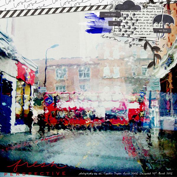 Rainy DaysBluesmall