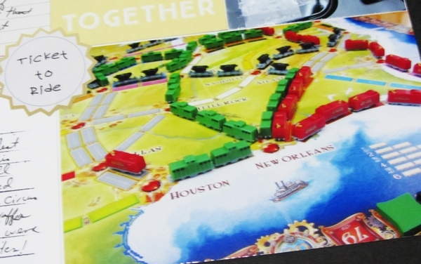 Ticket to Ride close up 1
