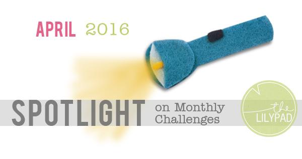 April Challenge Spotlight