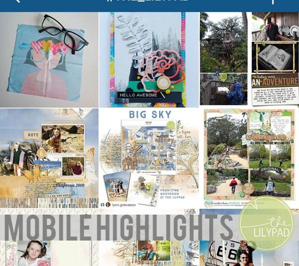 Mobile Highlights April