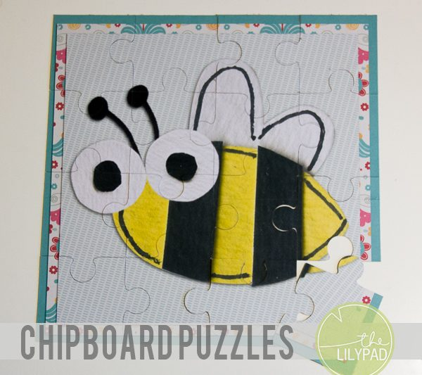 Enrichment Activity: Chipboard Puzzles