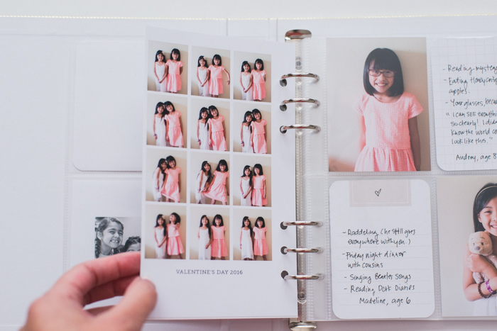 MPM Challenge #7 by PaisleePress | Include an insert in your pocket scrapbooking