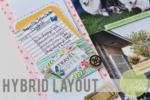 Hybrid Layout Using August BYOC and Template