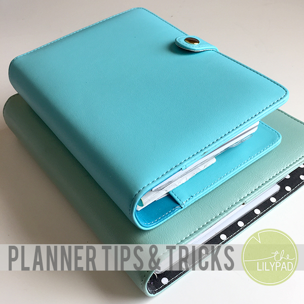 5 Planner Tips cover