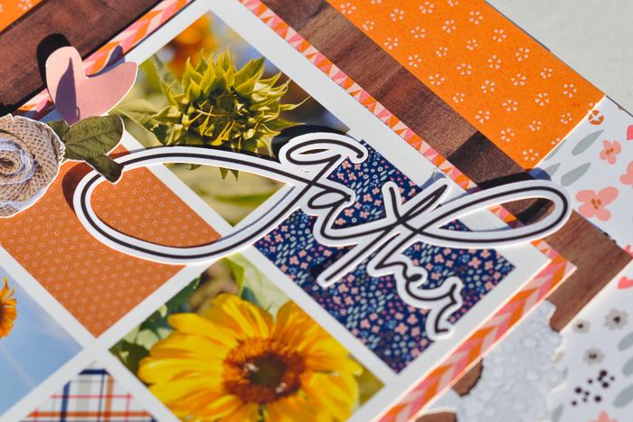 photo template, byoc, fall, hybrid, scrapbooking, layout, amber labau, paislee press,