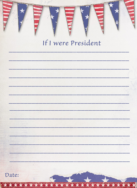 presidentsheet