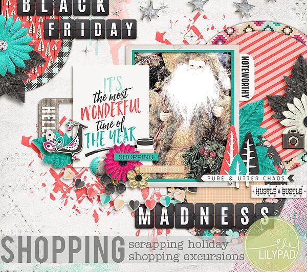 Scrapping Holiday Shopping Excursions