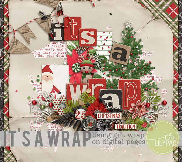 It's a Wrap: Artful Ideas for Gift Wrap