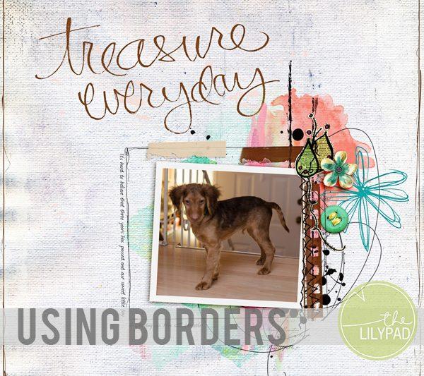 Using Borders