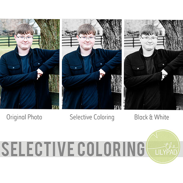 Selective Coloring
