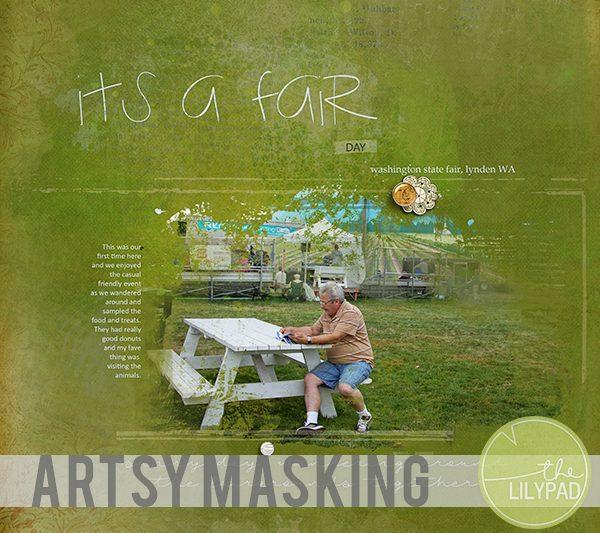 Artsy Masking