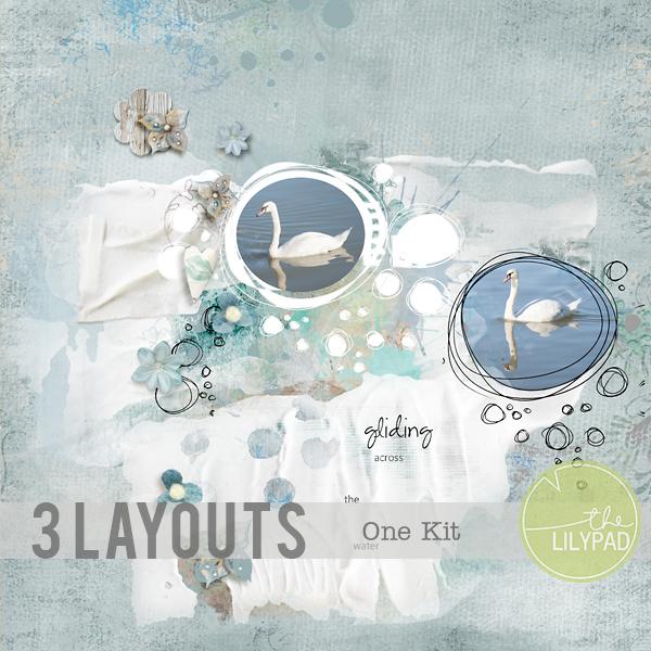 3 Layouts 1 Kit