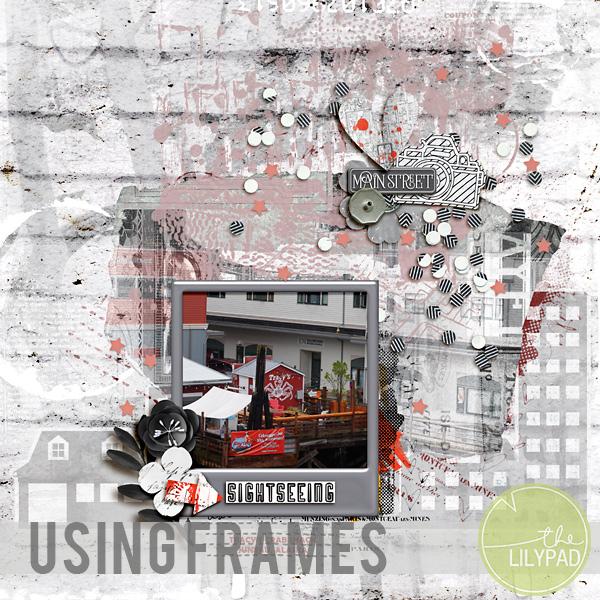 Using Frames