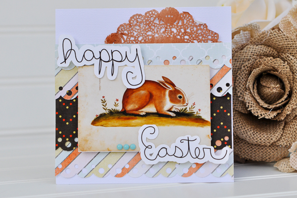 Hybrid Cards with Amy Wolfe Cottontail