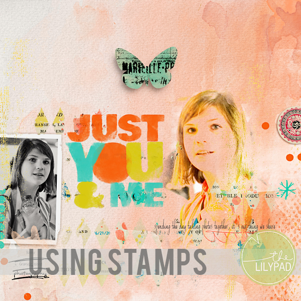 Using Stamps