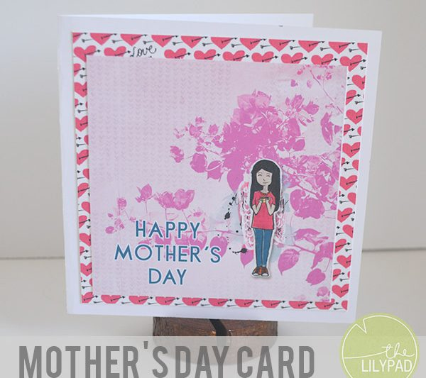 Simple Hybrid Mother's Day Card