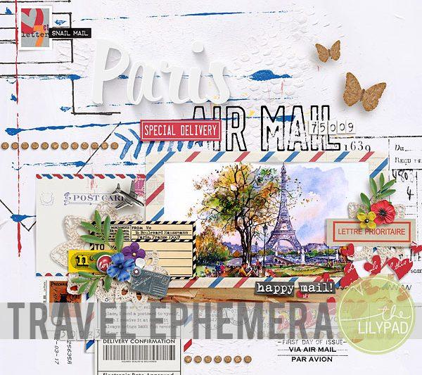 Travel Ephemera