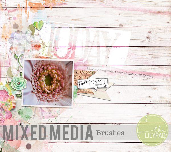 Mixed Media Brushes
