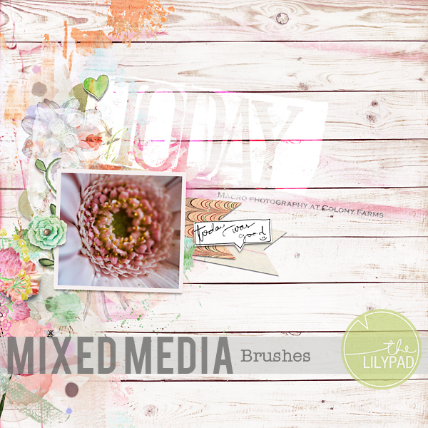 Mixed Media Brushes